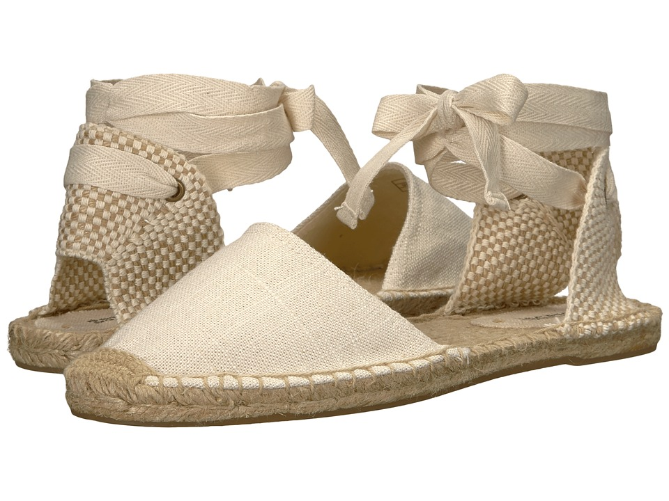 Soludos Classic Sandal (Blush) Sandals