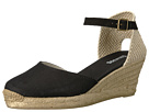 Soludos Soludos Closed-Toe Midwedge 70mm