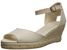 Soludos Soludos Open-Toe Midwedge 70mm