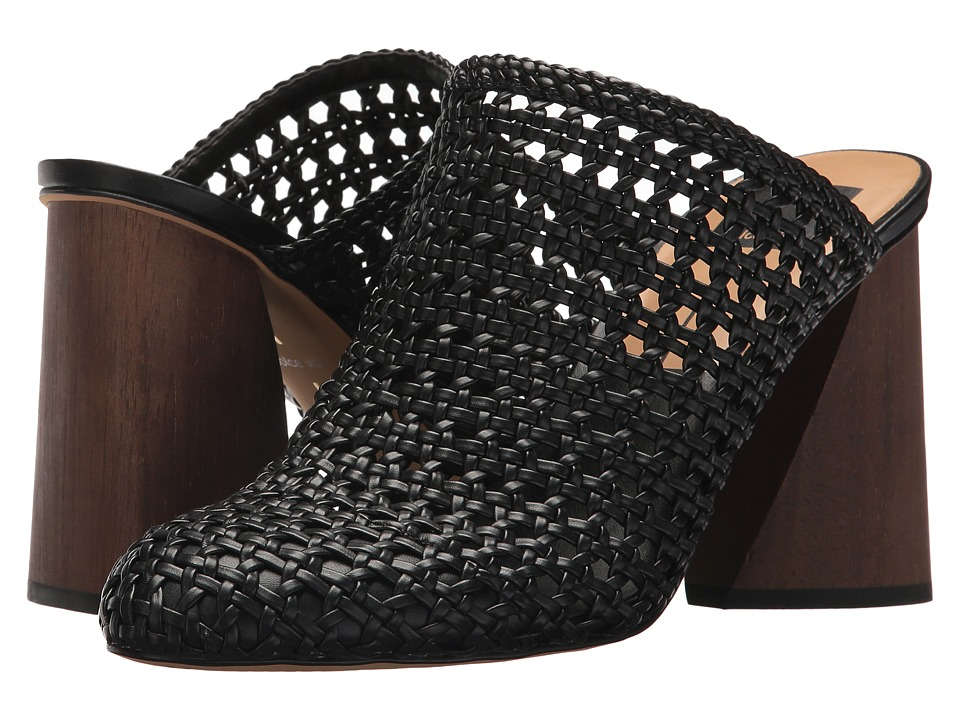 Dolce Vita - Boston (Black Woven) Womens Shoes