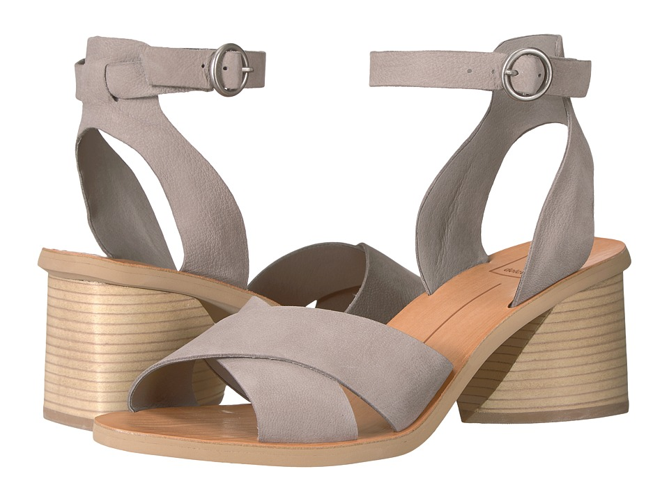 Dolce Vita Roman (Grey Nubuck) Women's Shoes