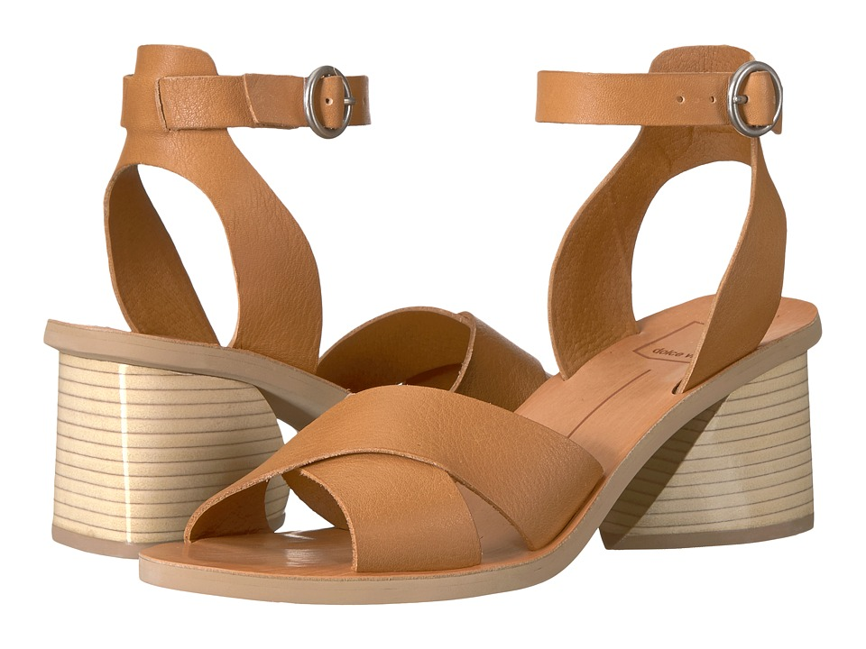 Dolce Vita Roman (Caramel Leather) Women's Shoes