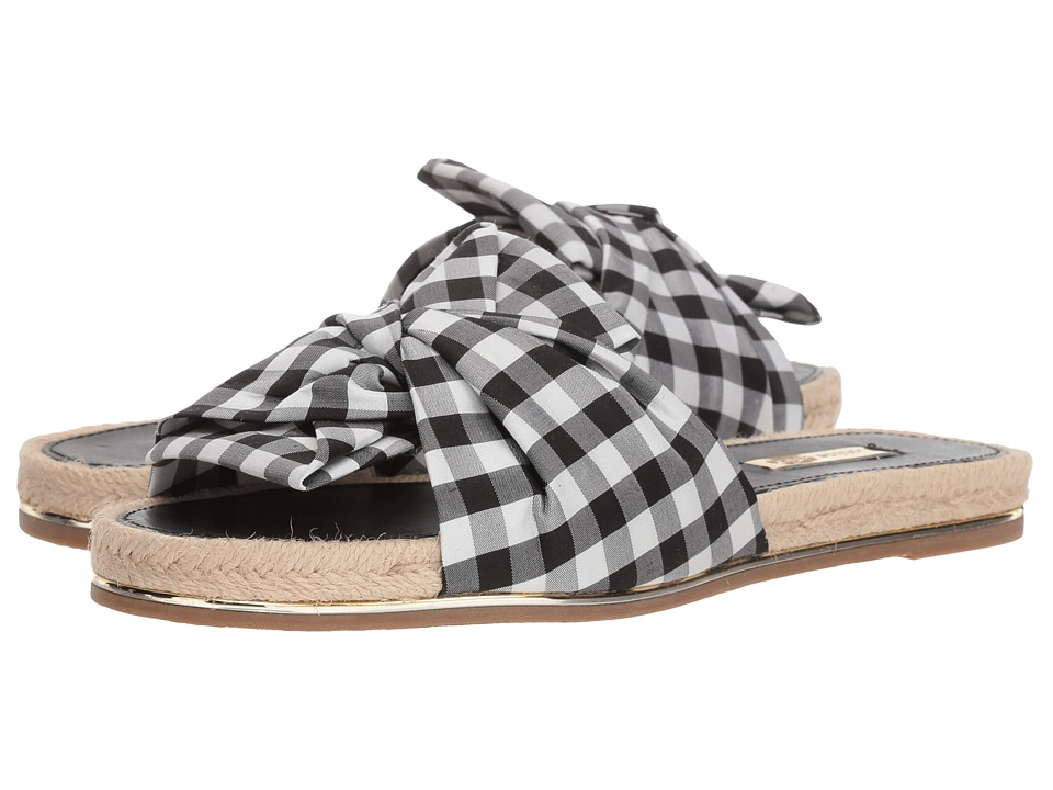 Louise et Cie - Camille (Black/White) Womens Shoes
