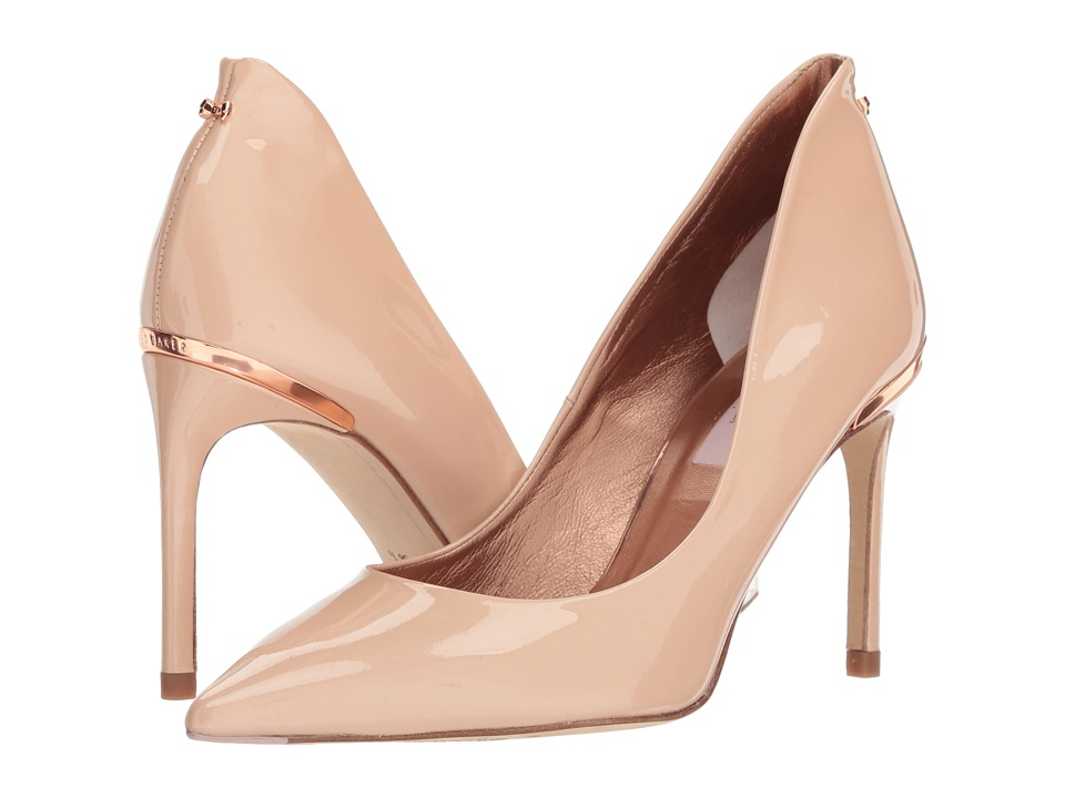 Ted Baker - Saviopl (Nude Patent Leather) Womens Shoes
