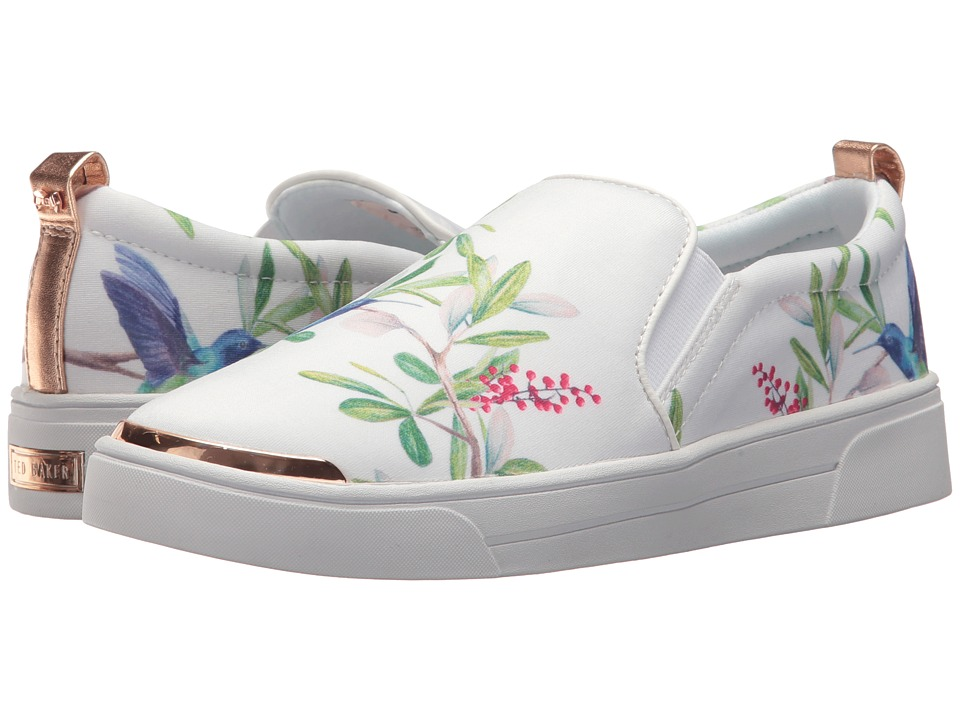 Ted Baker Tancey (Highgrove Hummingbird Textile) Women's Shoes