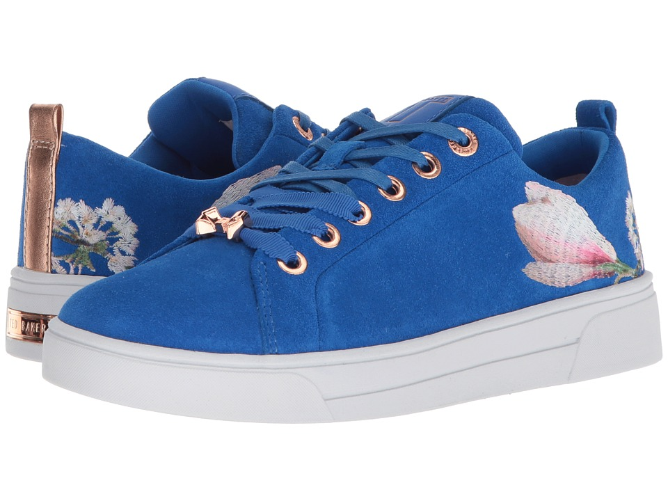 Ted Baker Eryin (Blue Harmony Suede) Women's Shoes