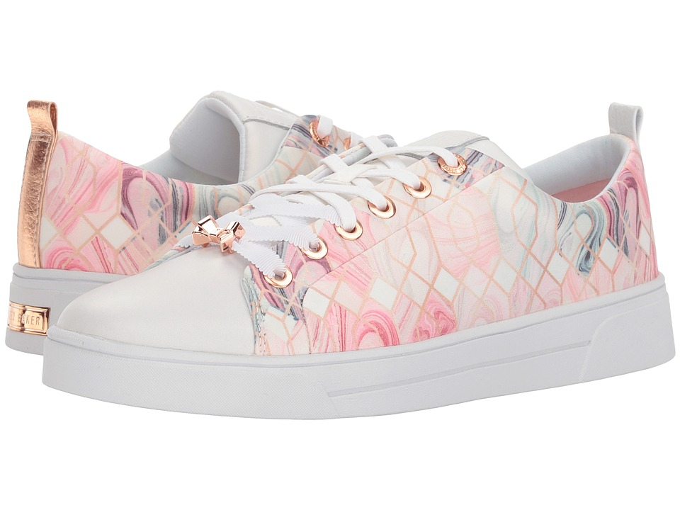 Ted Baker Ahfira (Sea of Clouds Textile) Women's Shoes