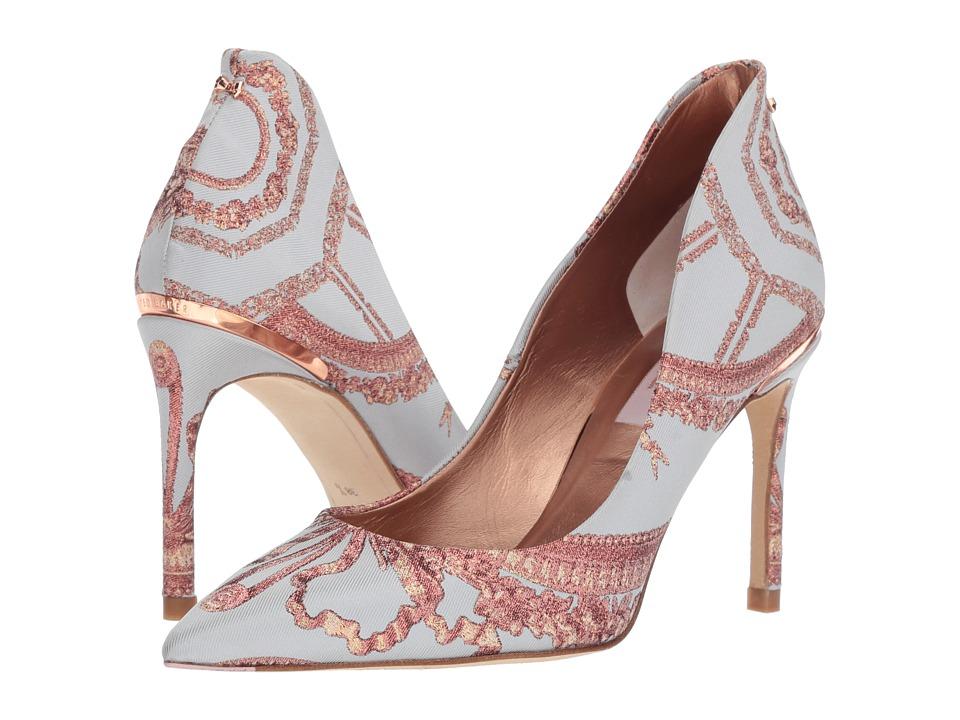 Ted Baker - Savioj 2 (Pink Versailles Textile) Womens Shoes