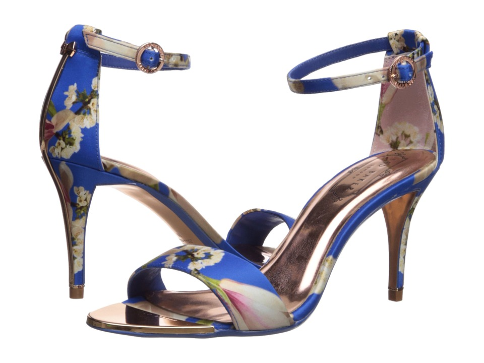 Ted Baker Mavbe (Blue Harmony Textile) High Heels