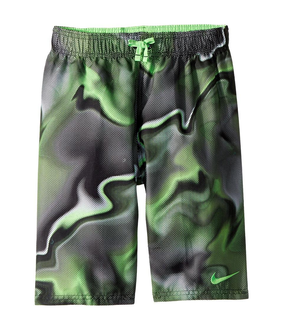 Nike Kids - Amp Axis Breaker 8 Trunk (Big Kids) (Green Strike) Boys Swimwear