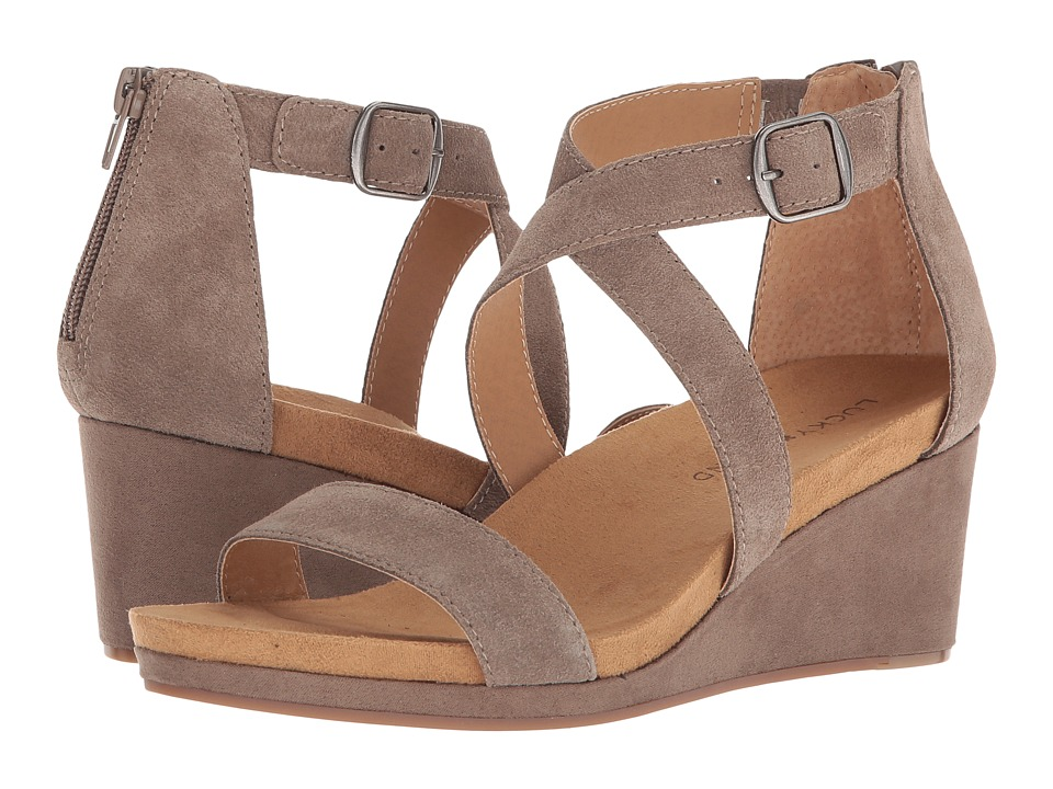 Lucky Brand Kenadee (Brindle) Women's Shoes
