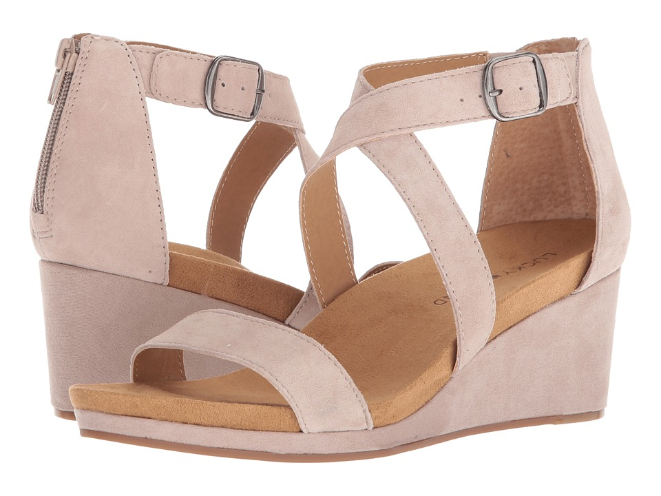 Lucky Brand Kenadee (Tipsy Taupe) Women's Shoes
