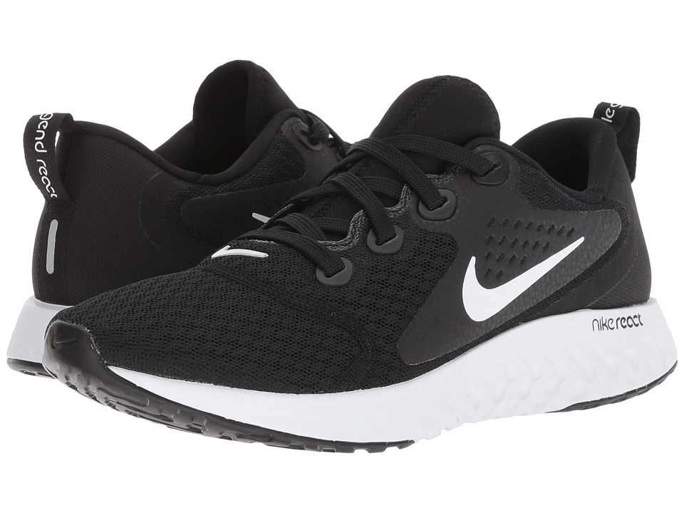 Nike Legend React (Black/White) Women's Running Shoes