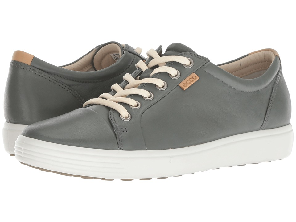 ECCO Soft 7 Sneaker (Moon Cow Leather)