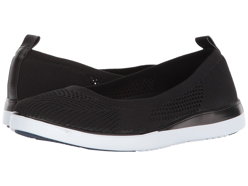 ED Ellen DeGeneres Afuera (Black Knit) Women's Shoes