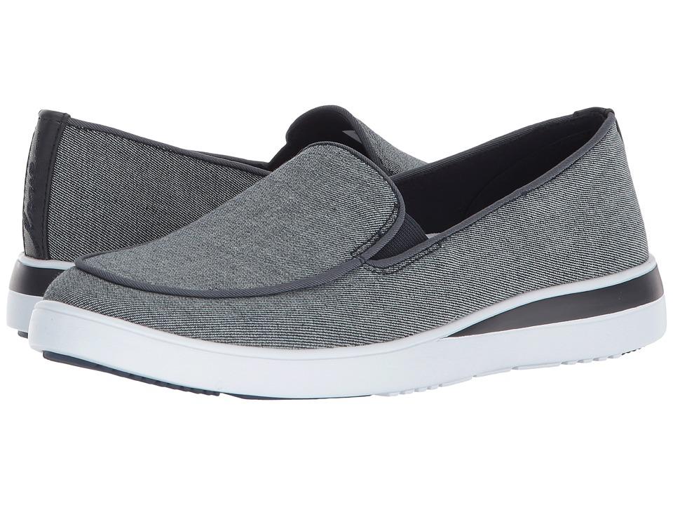 ED Ellen DeGeneres Antona (Medium Blue Denim Ticking) Women's Shoes