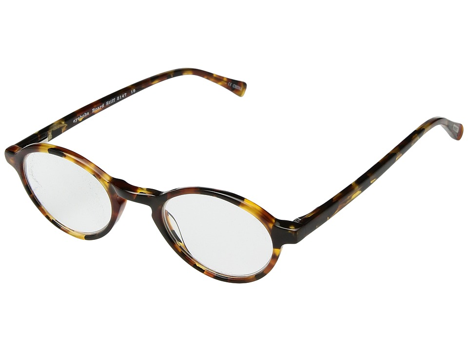 eyebobs - Board Stiff (Tortoise 1) Reading Glasses Sunglasses