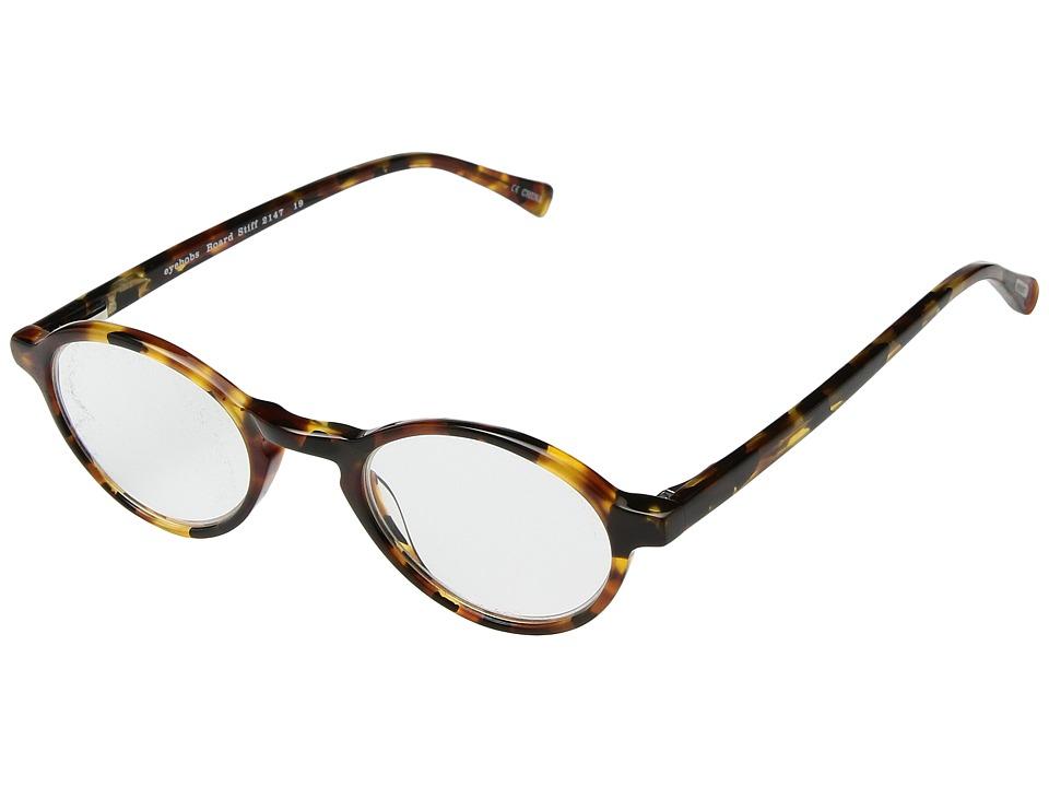 eyebobs - Board Stiff (Tortoise 1) Reading Glasses Sunglasses