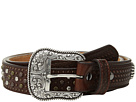 Ariat Multi Stud Basket Weave Belt