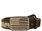 Ariat Sport Patriot with USA Flag Buckle Belt