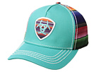 Ariat Serape Logo Shield Ball Cap