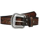M&F Western Scroll Embossed Belt