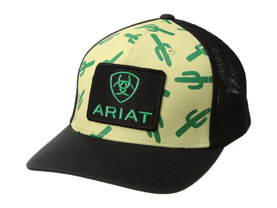 Ariat - Multi Cactus Snapback Cap