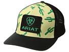 Ariat Ariat Multi Cactus Snapback Cap