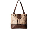 M&F Western Lydia Conceal Carry Bucket Bag