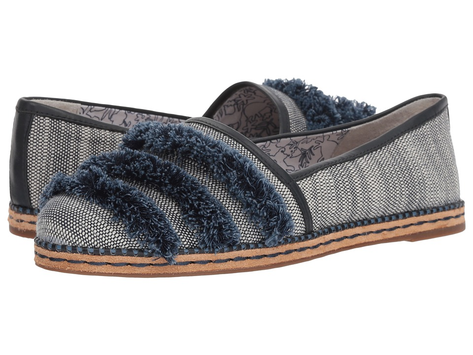 ED Ellen DeGeneres Nolana (Lagoon Multi Spinner Woven) Women's Shoes