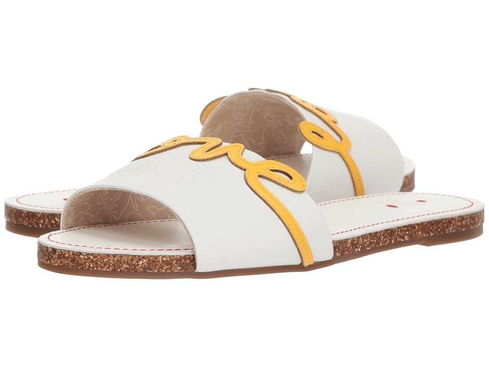 ED Ellen DeGeneres Sharlin (Milk/Sunrise Cow Napoli) Women's Shoes