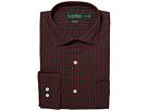 LAUREN Ralph Lauren Non-Iron Holiday Poplin Classic Fit Dress Shirt
