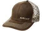 Ariat Ariat Oilskin Logo Cap