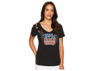 Rock and Roll Cowgirl Short Sleeve Tee 49T6730