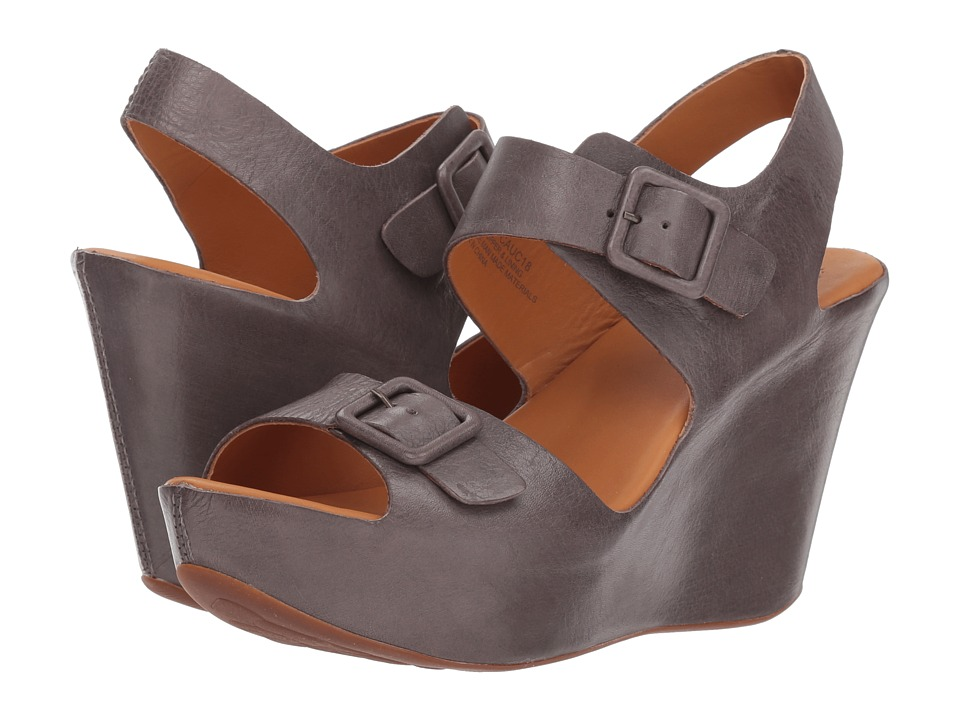 Kork-Ease Susie (Grey) Wedges
