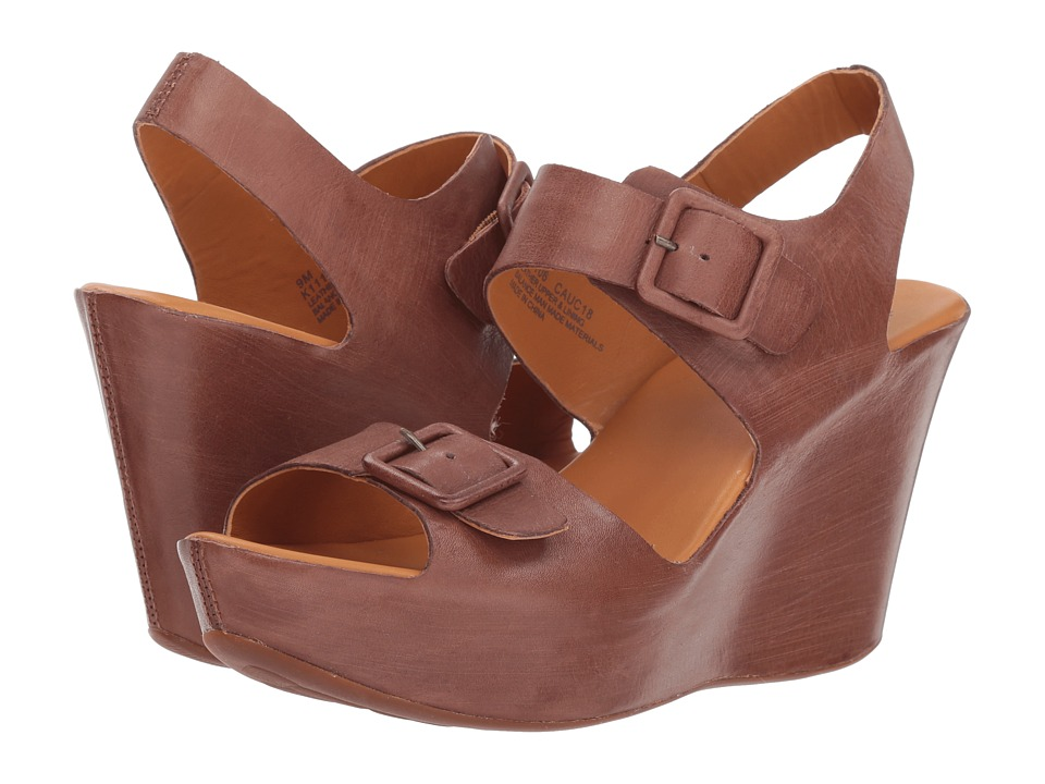 Kork-Ease Susie (Brown) Wedges