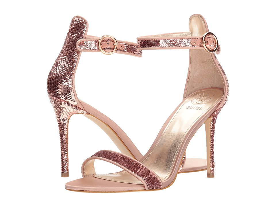 GUESS - Kahluan (Red Sequins) Womens Shoes