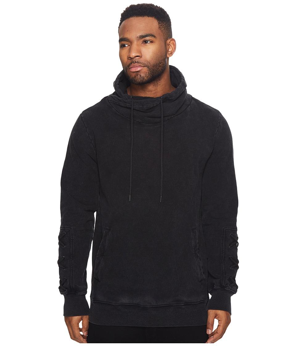 nANA jUDY - Chance Pisa Style Fleece Sweater w/ Lace