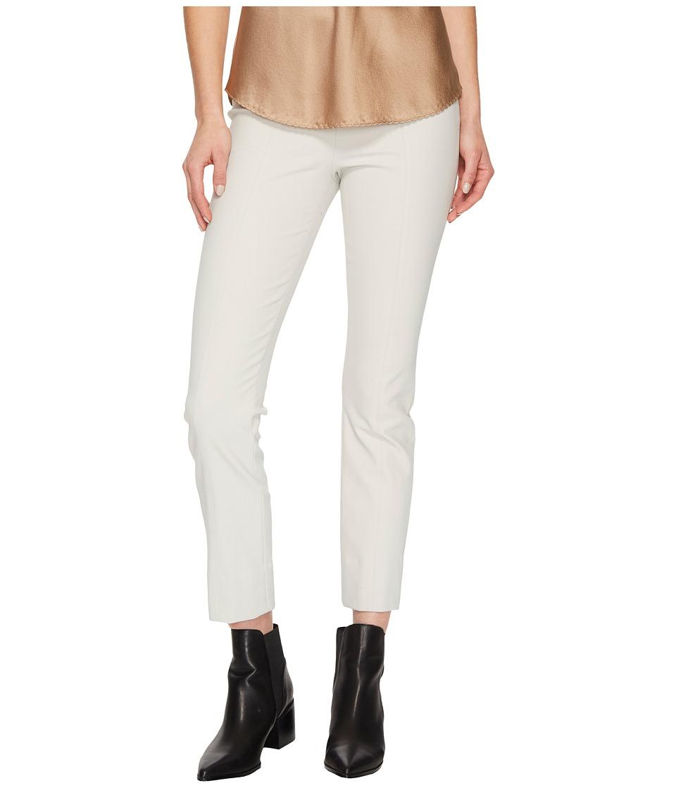 Vince Stitch Front Seam Leggings (Gesso Khaki) Women's Ca...