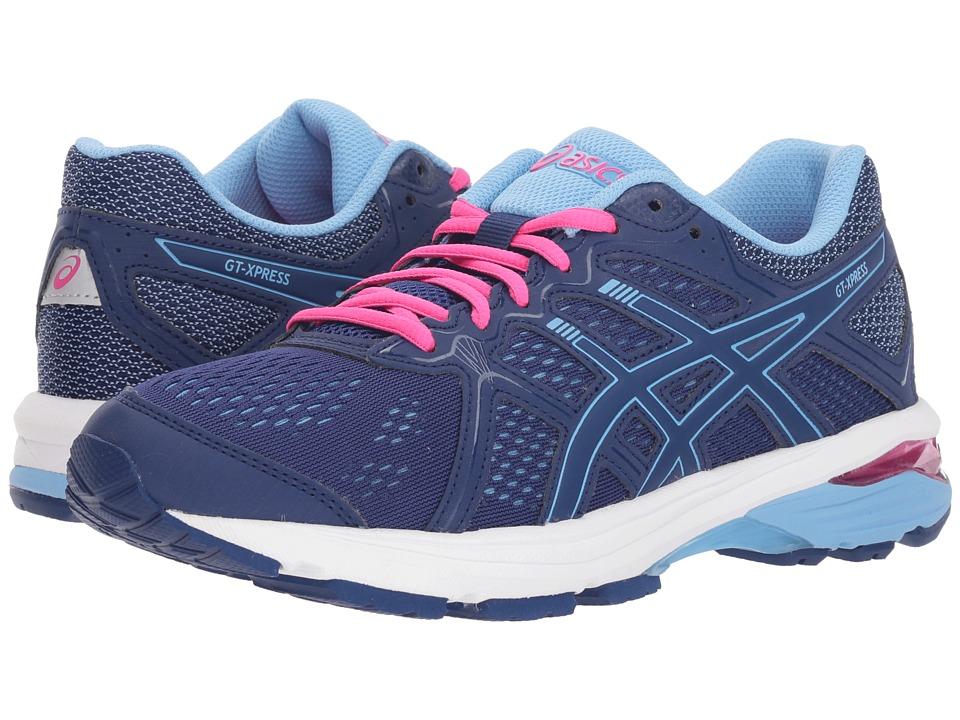 ASICS GT-Xpress (Blue Print/Blue Bell) Women's Running Shoes