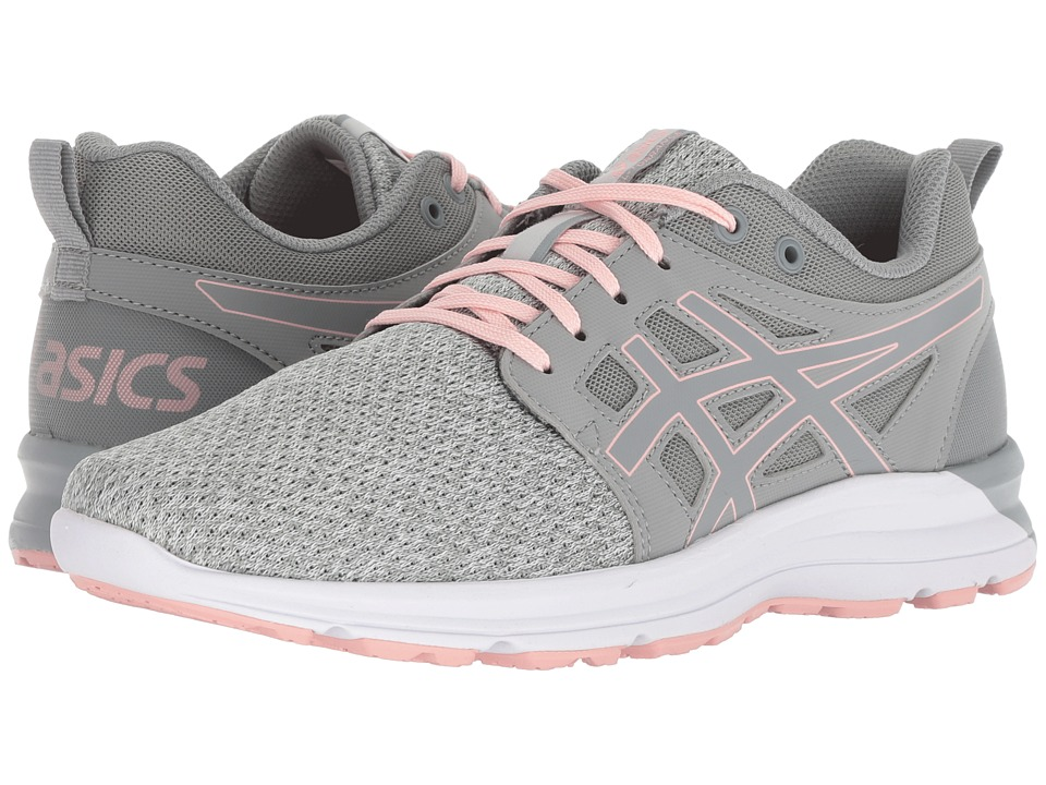 ASICS GEL-Torrance (Stone Grey/Frosted Rose) Women's Running Shoes