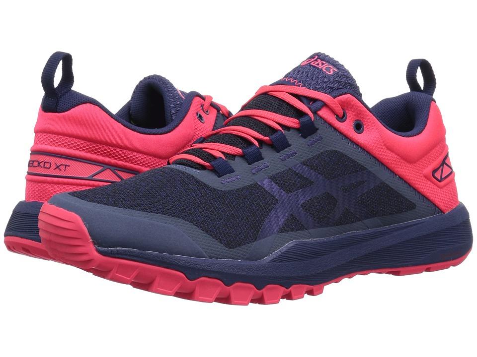 ASICS Gecko XT (Azure/Deep Ocean) Women's Running Shoes