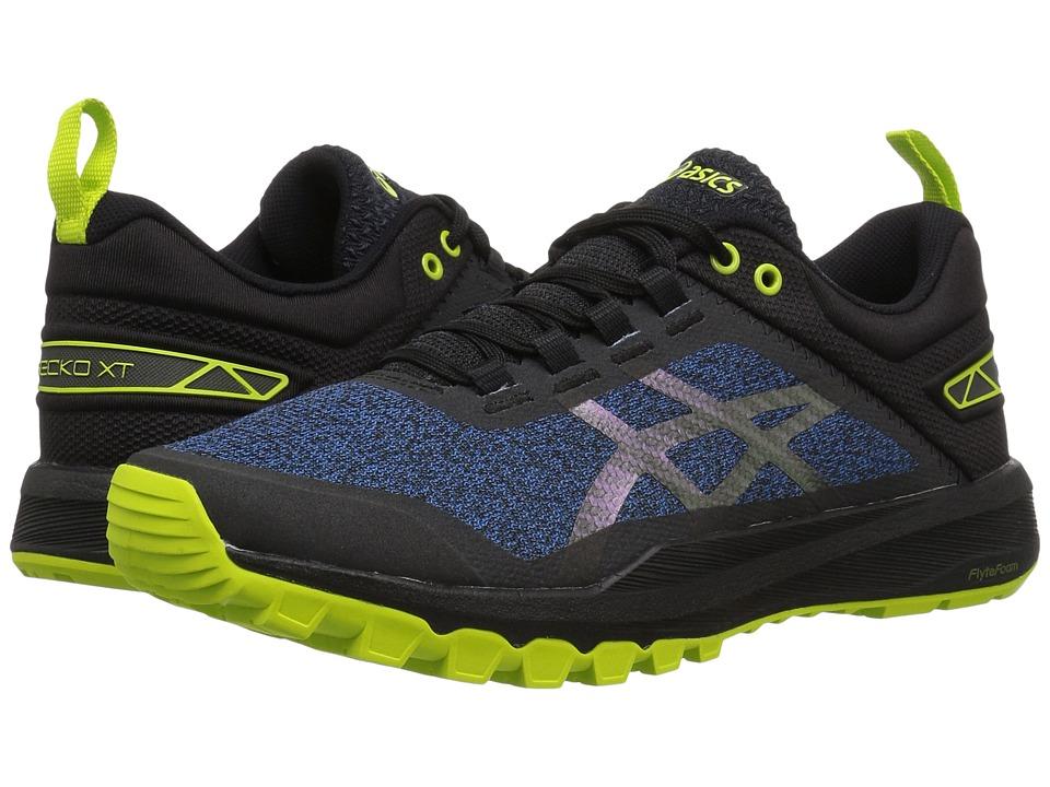 ASICS Gecko XT (Aquarium/Black) Women's Running Shoes
