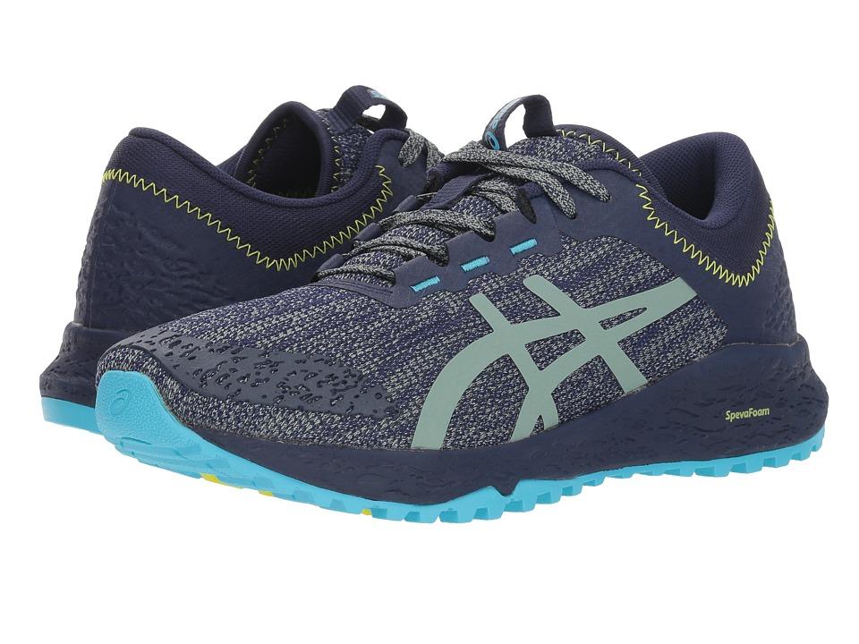 ASICS Alpine XT (Slate Grey/Slate Grey) Women's Running Shoes