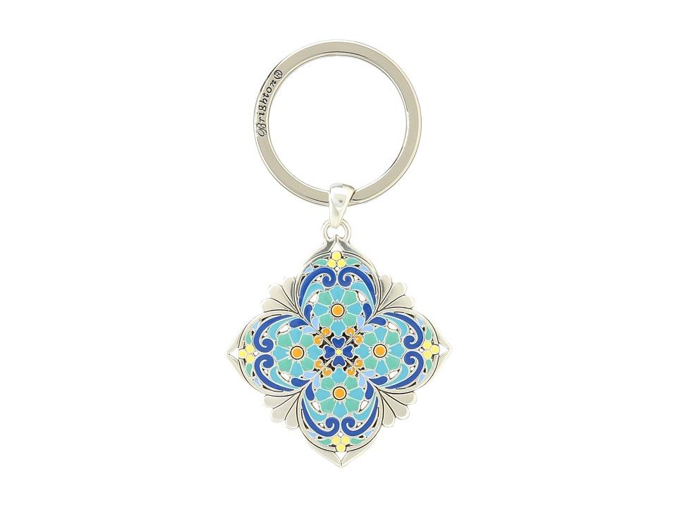 Brighton - Casablanca Garden Key Fob (Multi) Wallet