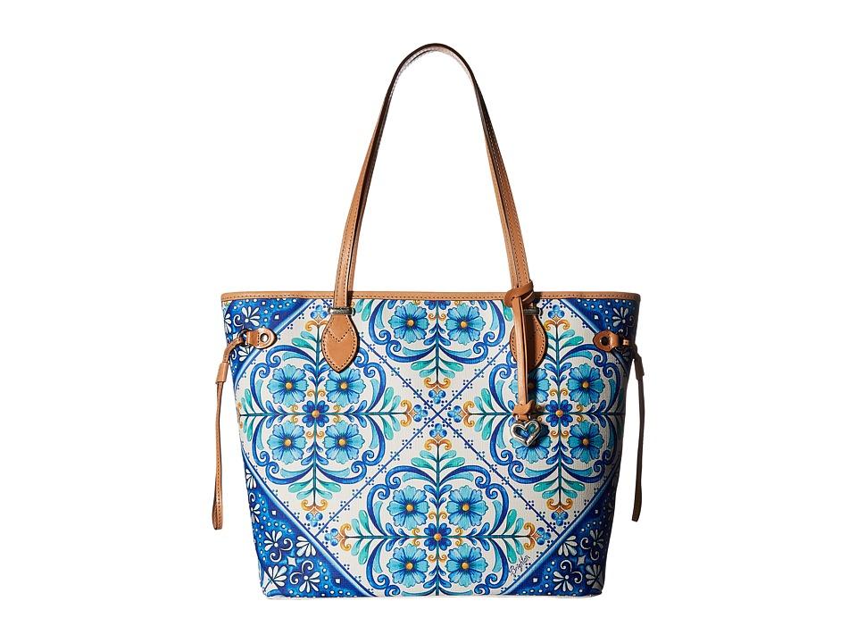 Brighton - Solene Shopper (Multi) Cross Body Handbags