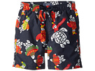 Vilebrequin Kids Sweater Turtles Swim Trunk (Toddler/Little Kids/Big Kids)