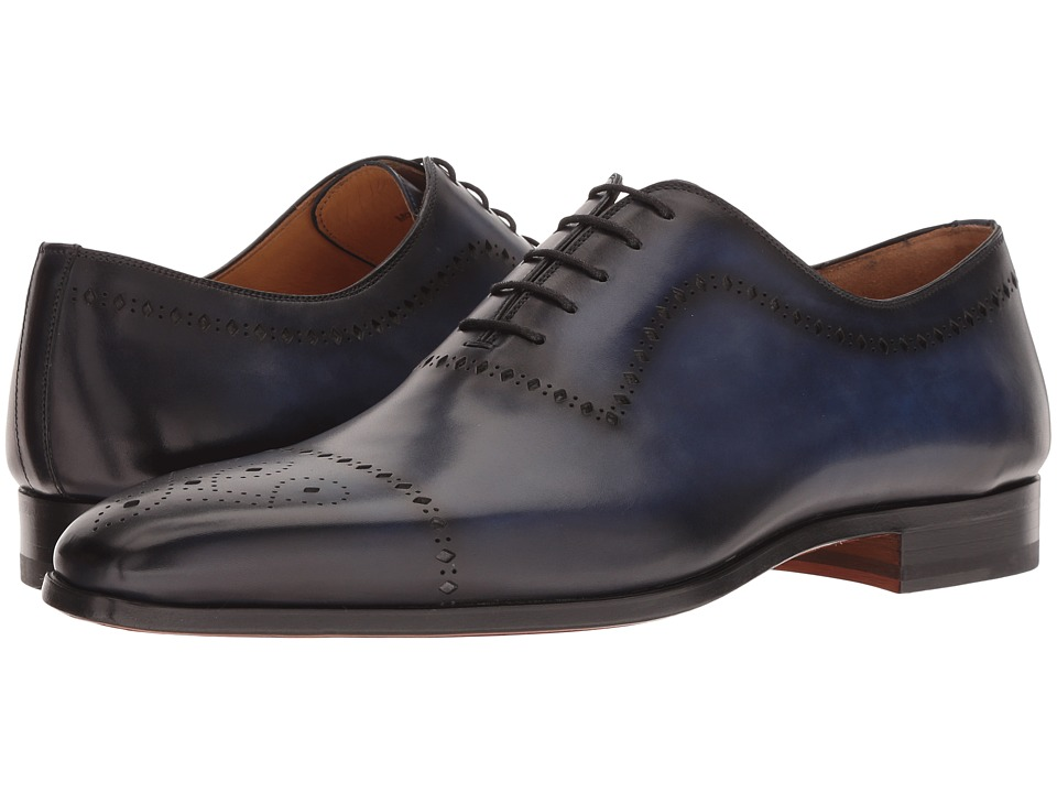 Magnanni - Acilino (Navy) Mens Shoes