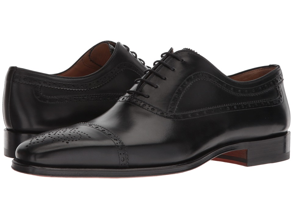 Magnanni - Martino (Black) Mens Shoes