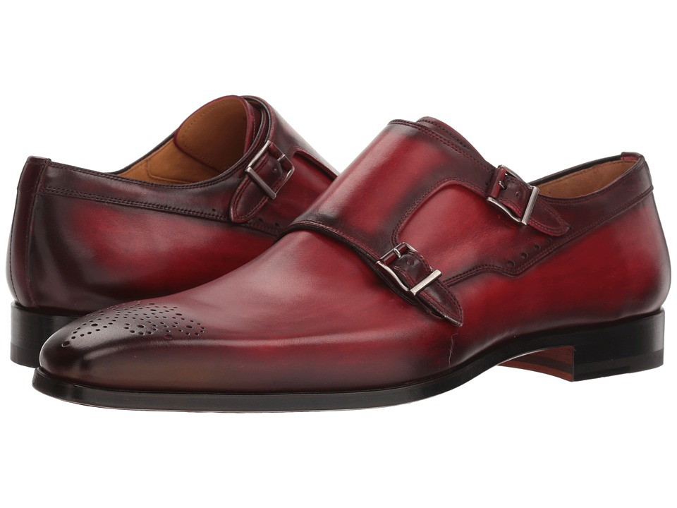 Magnanni - Donaldo (Red) Mens Shoes
